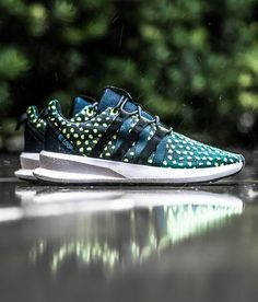 quality design 8bfbe ef8cc adidas Originals SL Loop Racer Yellow Sneakers, Adidas Sneakers, Shoes  Sneakers, Men s Shoes