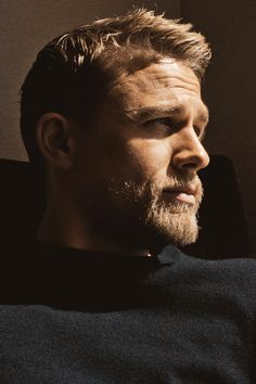 "simobutterfly: "" Charlie Hunnam by Ryan Pfluger 