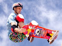 Tony Hawk by Michael Zampelli, via Flickr