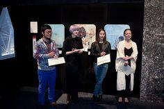Alvin Xiong, Cobi Taylor, Alice King and Willough McFarlane