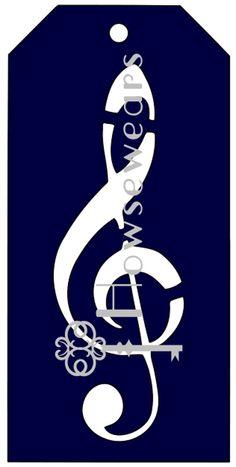 Stencil,G Clef,Painting Stencils,Stensil,Custom stencil,Handmade,Mixed Media Supply,Craft Stencil,Daily Planner,Gelli® Plate,Scrapbook,Music