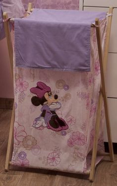 Minnie Mouse Butterfly Dreams Hamper