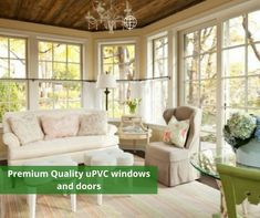 Spiker windows provide excellent #services right from the selection of #uPVC #windows and doors till nstallation process at your doorsteps.