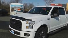 2015 Ford F150 XLT Super Crew with Sport Package at Hollis Ford in Truro...