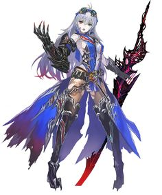 Arnice from Nights of Azure 2: Bride of the New Moon