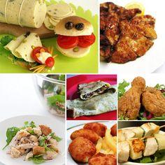 7 recetas de pollo fáciles y deliciosas