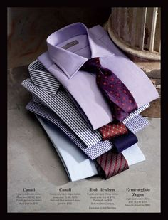 rarely do I post men's fashion, but oh my... suit and tie.