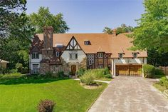 House of the week: 134 Sandringham Drive Toronto Condo, Tudor Style, Blue Tiles, Selling Real Estate, Private School, Being A Landlord, The Expanse, Ontario, The Neighbourhood