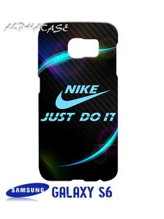 Nike Just Do It Samsung Galaxy S6 Case Hardshell