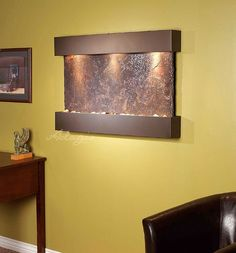 The Reflection Creek wall mounted water feature is one of our smaller more popular items. Visit Water Feature Supply for the best prices and free shipping.