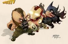 ► OmeleTV #184 | Batman - O Cavaleiro das Trevas Ressurge e Homem de Ferro 3