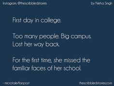 The Scribbled Stories. School Days Quotes, School Jokes, Real Life Quotes, Reality Quotes, Best Friendship Quotes, Friendship Stories, School Diary, Heart Touching Story, Tiny Stories