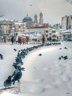 Taksim- İstanbul