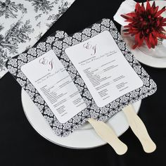 Fan wedding programs ceremony spaces details pinterest fan one of the best selling trends for todays modern bride diy programs fans are at the top of all wedding lists and as one of the wedding industrys leading solutioingenieria Choice Image