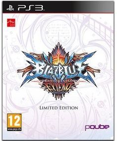 From 6.99:Blazblue Chrono Phantasma Extend Limited Edition (ps3)