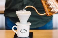 Kokako brews espresso and filter coffee and can be ground to suit your own requirements.