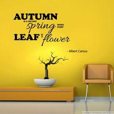 decalmile Stickers Muraux Citations Live Love Laugh Papillons Autocollants Mural Salon Chambre Bureau D/écoration Art