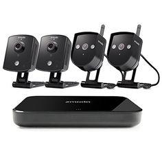 Zmodo Replay 4CH 720P Wireless Home Surveillance Security... https://www.amazon.com/dp/B01LRP6TGU/ref=cm_sw_r_pi_dp_x_lNeaybHBBYGD3