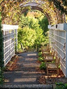 Spiritual Gardens (not religious)