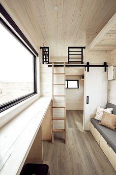 Das perfekte Tiny House   Wir hatten hier im Blog schon einige Mini-Häuser, ich komme nie daran vorbei. Ich liebe dieses Wohntrend. Einer meiner Highlights ist immer noch ...  #bilder #Flexibilität #haus
