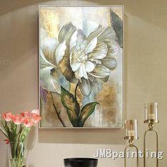Descripciones * * * * * * * * * * * * * * * * Título: Gold Flower Painting Tamaño 20x30 pulgadas (50x75 cm) 24x36 pulgadas (60x90 cm) 36x48 pulgadas (90x120cm) 40x60 pulgadas (100x150cm) 60x80 pulgadas (150x200cm) (A petición puedo pintar este tema en otros tamaños. Por favor contáctame) *