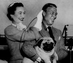 Wallis Simpson, la Duchessa di Windsor and Edward