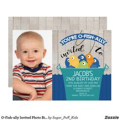 Tutu cute bunny 1st birthday invitation w photo giftidea gift o fish ally invited photo birthday invitation stopboris Image collections