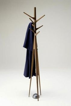 wooden coat stand - Google Search