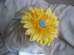 fun hair decor!  from:http://www.facebook.com/pages/Marjie-Moore-Accessories/154112851293008