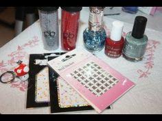 Jusqu'au 16/02 !!! 1 Lot Nails Art : vernis, poudre velours, stickers, ... !!!