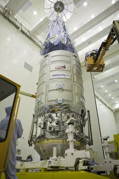OA-4 preparation to ISS supllyment