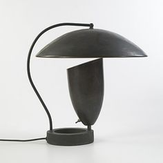 // Mitchell Bobrick, Table Lamp for Ralph O. Smith, c1950.