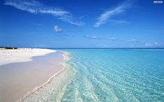 Paradise beach hd wallpaper
