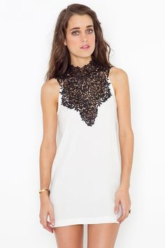 LOVE this Black Lace