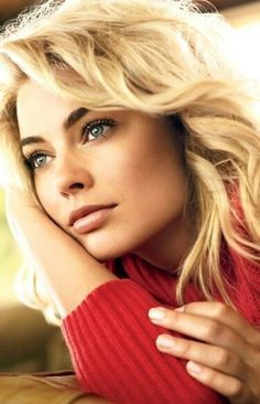 Margot Robbie. Loved her in Pan Am and Wolf of Wall Street. Drop dead beautiful!