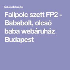 Falipolc szett FP2 - Bababolt, olcsó baba webáruház Budapest