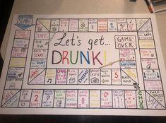 Sleepover Party Games, Diy Party Games, Fun Sleepover Ideas, Adult Party Games, Party Games For Adults, College Party Games, Party Hacks, Diy Games, Beach Party Games