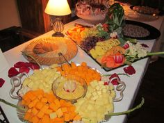 Mad Men Party - classic 1960s cocktail party food.