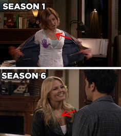 """21 Tiny Little Things You Never Noticed In """"How I Met Your Mother"""" - jessica Mother Meme, Mother Quotes, Ted Mosby, White Russian, How I Met Your Mother, Super Funny, Really Funny, Josh Radnor, Stay Young"""