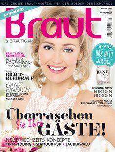 Ausgabe 3-2015 #Brautmagazin #Hochzeitsmagazin #Brautmode #Hochzeitsmode #Hochzeit #Inspiration