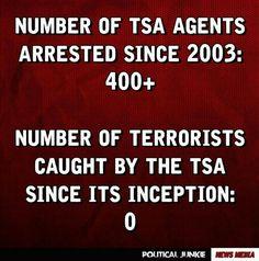 #TSA #terrorism