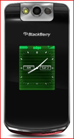 FREE! PipBoy 3000 v8.2 theme for the BlackBerry Pearl Flip 8200 series