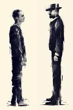 Jesse / Walter