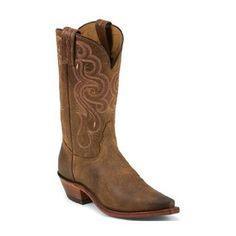 These are darn near perfect!!! Tony Lama Women's Navajo Americana Western Boots...size 8
