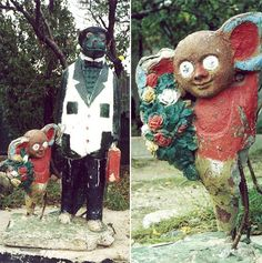 Russian School Playgrounds Are Utterly Terrifying