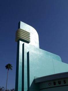MGM Studios, streamline moderne with speed lines. By Shane Henderson.