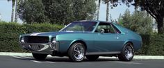 Why doesn't the AMC AMX get more love?