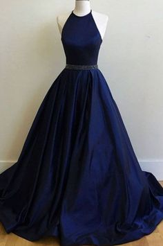 Sexy Prom Dress,Sleeveless Prom Dress,A Line Evening Dress,Formal