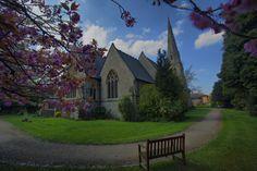 St Paul's CofE Church, Beckenham, Kent, UK  Diocese of Rochester, Kent, UK