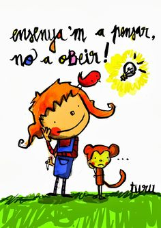 frases maques d'amistat - Buscar con Google Good Sentences, Teaching Quotes, Turu, Quote Of The Week, Blended Learning, Wonderful Picture, Some Words, Cute Images, Best Quotes